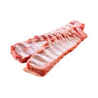 Ребра свиные лентой