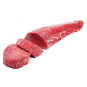 Вырезка филейная говяжья охлажденная